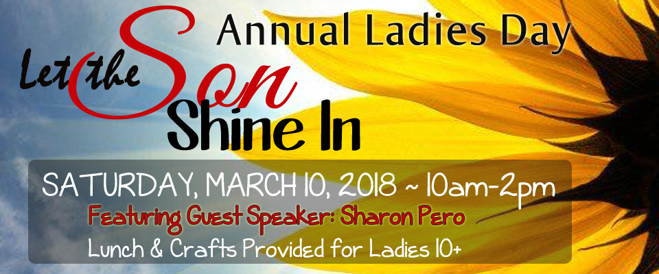 Annual Ladies Day 2018